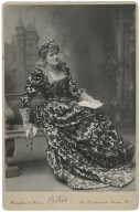 [Portraits of Ellen Terry as Beatrice in Shakespeare's Much Ado About Nothing] [graphic].