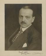 Paul P. Cret, January 1932.