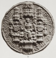 The great seals of England, from the earliest period to the present time.