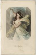 The prophetess [Cassandra in Troilus and Cressida, act 2, sc. 2] [graphic] / S.S.E. Cowperthwait sc.