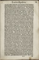 [Metamorphoses. English] The eleuen bookes of the Golden asse...