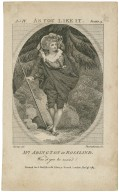 Mrs. Abington in [i.e. as] Rosalind [in Shakespeare's As you like it] [graphic] / Burney, del. ; Thornthwaite, scu.