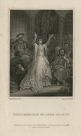 Condemnation of Anne Boleyn [graphic] / Painted by R. Smirk [sic], R.A. ; Engraved by F. Kearney.