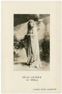 Julia Arthur as Ophelia [graphic] / B.J. Falk.