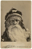Lawrence Barrett as King Lear [in Shakespeare's play] [graphic] Mora.