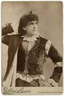 Maurice Barrymore as Orlando [in Shakespeare's As you like it] [graphic] / Gilbert & Bacon.