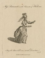Miss Barsanti in the character of Helena [graphic].