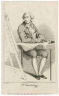 Francesco Bartolozzi, esqr. R.A. pub. April 1, 1817 [graphic] / drawn by himself ; G.M Brighty del. ; J. Romney sculp.
