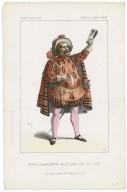 Bataille, rôle de Falstaff, dans Le songe d'une nuit d'été [graphic] / [W.L.].