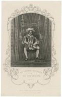 Mr. George Bennett as King Henry the Eighth [graphic].
