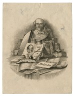 [Bookplate for G. Harvey] Johnston [graphic].
