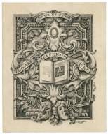 Ex libris Thomas Jefferson McKee [graphic] / E.D.F., 1895.