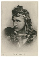 [Edwin Booth as] Macbeth [graphic].