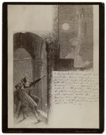 [Booth as Hamlet] [graphic] / K. Meadows ; Orrin Smith.