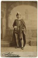 [Edwin Booth as Iago in Shakespeare's Othello] [graphic] / Sarony.