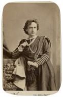 E. Booth - Hamlet [in Shakespeare's Hamlet] [graphic] / Sa[rony].