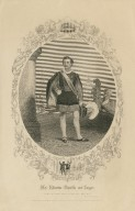 Mr. Edwin Booth as Iago [in Shakespeare's Othello] [graphic].