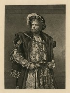 [Edwin Booth as King Henry VIII from Shakespeare's King Henry VIII?] [graphic].
