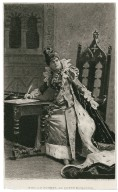 Mrs. D. P. Bowers as Queen Elizabeth [in Paolo Giacometti's Elizabeth, Queen of England] [graphic].