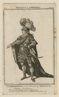 Mr. Brereton in the character of Troilus ... [graphic] / R. Dighton. invt. sculp.