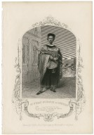 Mr. M'Kean Buchanan as Othello [graphic] / engraved by C. Jeens from a daguerreotype ...