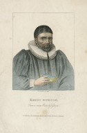 Henry Burton [graphic] / from a scarce print by Glover ; R. Cooper, sculpt.