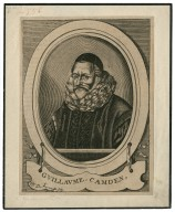Guillaume Camden [graphic] / N. de L'Armessin, sculpsit.