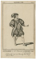 Mr. Clarke in the character of [Shakespeare's] Henry VIII [graphic] / Roberts delt. ; Grignion sc.