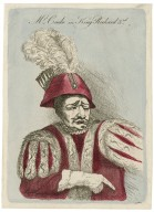 Mr. Cooke in [Shakespeare's] King Richard 3rd [graphic].