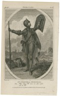 Mr. Cooper as Pericles [in Shakespeare's Pericles] [graphic] / [John] Graham, del. ; [William] Skelton, sc.