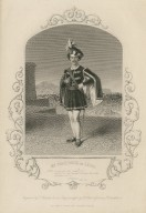 Mr. Couldock as Iago [graphic] / engraved by T. Sherratt ; from a daguerreotype by McClees & Germon.