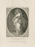 Mrs. Cuyler in Cressida [in Shakespeare's Troilus and Cressida] [graphic] / Burney, del. ; Thornthwaite, sculpt.