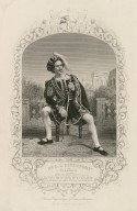 Mr. E.L. Davenport as Benedick, Much ado about nothing ... [graphic] / T. Sherratt, sc.