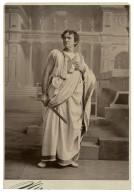 [Edward Loomis Davenport as Brutus in Julius Caesar by Shakespeare] [graphic] / [Sarony].