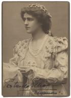 "Gertrude Elliott, ""Desdemona"" [in Shakespeare's Othello] [graphic] / [photo, J. & L. Caswall Smith]."