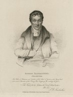 Robert Fairbrother, prompter ... [graphic] : a member of the Drury Lane company for nearly forty years ... / engraved by P. Roberts.