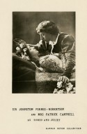 Sir Johnston Forbes-Robertson and Mrs. Patrick Campbell as Romeo and Juliet [in Shakespeare's Romeo and Juliet] [graphic].