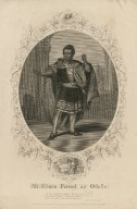 Mr. Edwin Forrest as Othello ... [in Shakespeare's Othello] [graphic].
