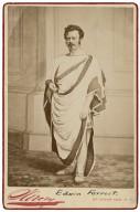 Edwin Forrest [in Roman costume] [graphic] / Sarony.