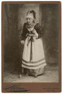 Mrs. G. H. Gilbert as Curtis in Daly's production of [Shakespeare's] The taming of the shrew [graphic] / Sarony.