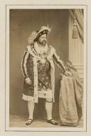John Gilbert as Henry 8th [in Shakespeare's King Henry VIII] [graphic].