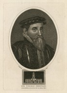 Sir Thomas Gresham [graphic] / J. Chapman, sculpt.