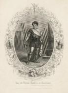 The late Thomas Hamblin as Coriolanus [in Shakespare's Coriolanus] [graphic] / W. Momberger delt. ; T. Phillibrown sc.
