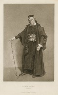 Henry Irving (Shylock) [graphic].