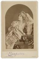 Z.M. Landen as Cleopatra [graphic] / H. Rocher.