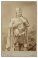 [John McCullough as Othello in Shakespeare's Othello] [graphic] / Rocher & Beebe, successors to H. Rocher & Co.