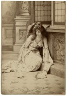 Juliet [in Shakespeare's Romeo and Juliet] [graphic] / Alfred Ellis & Walery, photographers.