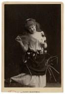 Sadie Martinot [as Ophelia in Shakespeare's Hamlet] [graphic].