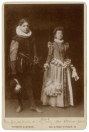 Miss Dorothy Minto and Mr. Esmé Percy as Romeo and Juliet [in Shakespeare's Romeo and Juliet] [graphic] / Window & Grove.