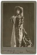 Mme. Modjeska [as Queen Katherine] in [Shakespeare's] Henry VIII [graphic] / Marceau.